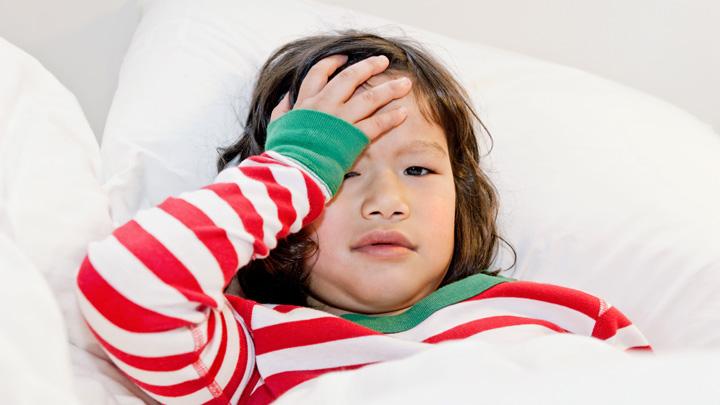 Ребёнку 8 лет болит голова что делать