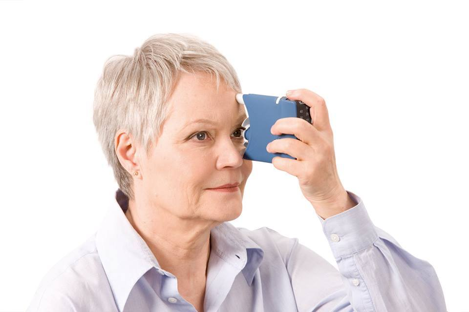 Как быстро снять глазное давление в домашних условиях