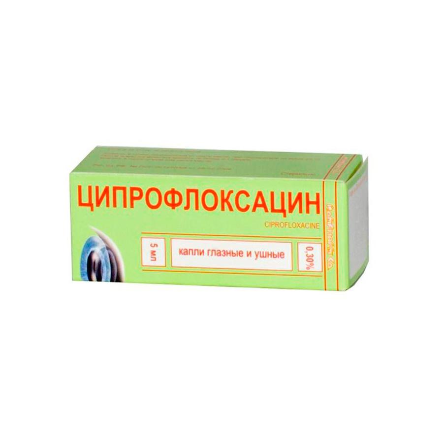 Ciprofloxacin Sulpha Allergy