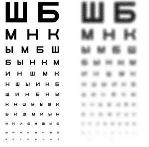 Зрение 4 что это значит