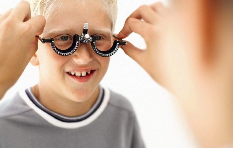 Как лечить глазное давление в детей