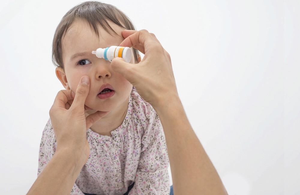 Конъюнктивит у ребенка 15 года чем лечить в домашних условиях
