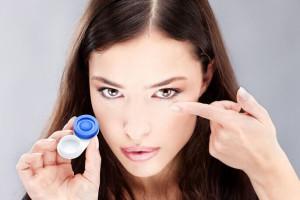 Выбрать контактные линзы