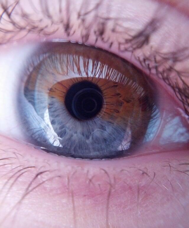Серо-зеленый цвет глаз - значение, особенности
